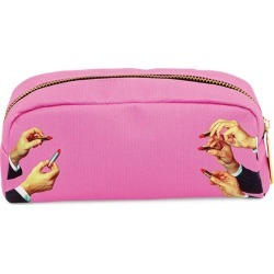 Seletti x TOILETPAPER Long Lipsticks Cosmetic Bag found on Makeup Collection from harrods.com for GBP 29.23