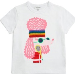 The Marc Jacobs Kids Poodle Print T-Shirt (4-14 Years) found on Bargain Bro India from harrods (us) for $72.00