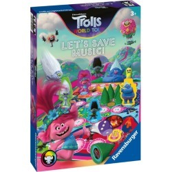 Trolls Trolls 2 World Tour: Let's Save Music! Game