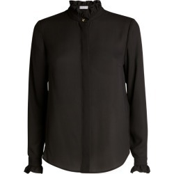 Claudie Pierlot High-Neck Shirt found on Bargain Bro India from harrods (us) for $238.00