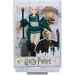 Harry Potter Draco Malfoy Quidditch Doll found on Bargain Bro Philippines from Harrods Asia-Pacific for $31.14
