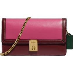 Coach Leather Hutton Chain Clutch Bag found on GamingScroll.com from Harrods Asia-Pacific for $333.69