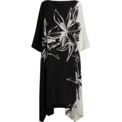 Eskandar Silk Floral Dress found on MODAPINS from Harrods Asia-Pacific for USD $1000.59