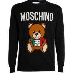 Moschino Teddy Bear Sweater found on Bargain Bro UK from harrods.com