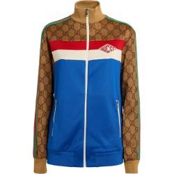 Gucci Gg Supreme Vintage Logo Track Jacket