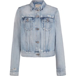 AllSaints Hay Denim Jacket found on MODAPINS from harrods.com for USD $154.41