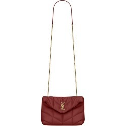 Saint Laurent Toy Loulou Puffer Matelassé Mini Bag found on GamingScroll.com from Harrods Asia-Pacific for $1821.62