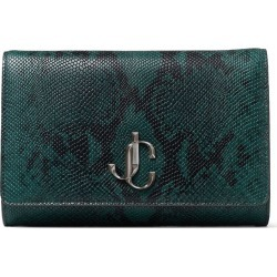 Jimmy Choo Leather Varenne Clutch Bag found on Bargain Bro UK from harrods.com