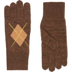 Burberry Cashmere-Wool Intarsia Gloves found on Bargain Bro from harrods (us) for USD $190.00