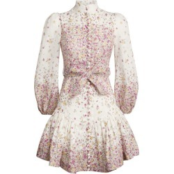 Zimmermann Carnaby Floral Dress found on MODAPINS from harrods.com for USD $945.78