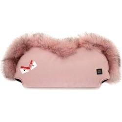 Fendi Kids Fur Lined Handmuff found on Bargain Bro UK from harrods.com