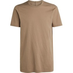 Rick Owens Cotton T-Shirt found on Bargain Bro UK from harrods.com