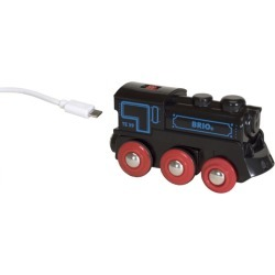 Brio Rechargeable Engine With USB Cable found on Bargain Bro UK from harrods.com