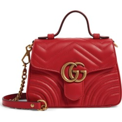 Gucci Mini Leather Marmont Matelassé Shoulder Bag found on MODAPINS from harrods (us) for USD $1622.00