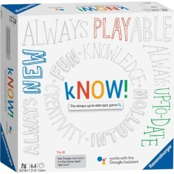 Ravensburger kNOW! The Always Up-to-Date Quiz Game found on Bargain Bro from harrods.com for £33