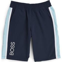 BOSS Kidswear Logo Sweatshorts (4-16 Years) found on Bargain Bro UK from harrods.com