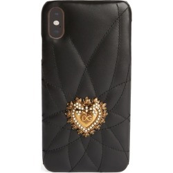 Dolce & Gabbana Sacred Heart iPhone XS Max Case found on Bargain Bro UK from harrods.com