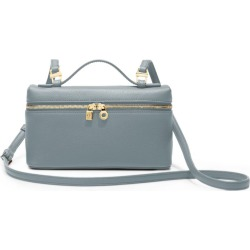Loro Piana Extra Pocket L19 Cross-Body Bag found on MODAPINS from harrods.com for USD $1595.60