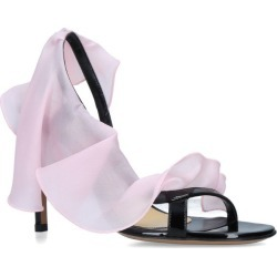 Alexandre Vauthier Penelope Sandals 100 found on Bargain Bro UK from harrods.com