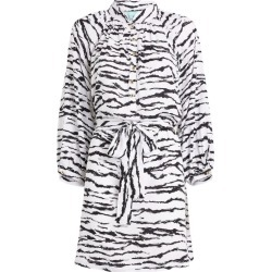 Melissa Odabash Tiger Print Shirt Dress found on GamingScroll.com from Harrods Asia-Pacific for $345.01