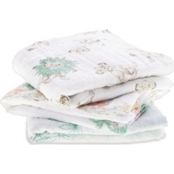 Aden + Anais The Lion King Muslin Squares (Pack Of 3)