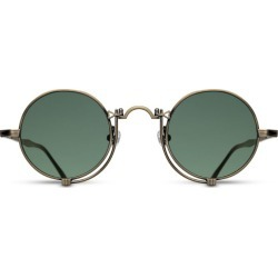 Matsuda Heritage Under-Eye Bar Round Sunglasses found on MODAPINS from harrods.com for USD $853.34