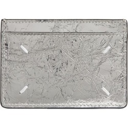 Maison Margiela Leather 4-Stitch Card Holder found on GamingScroll.com from Harrods Asia-Pacific for $206.90