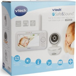 Vtech Pan And Tilt Video Baby Monitor found on Bargain Bro India from Harrods Asia-Pacific for $160.03