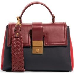 Bottega Veneta Small Piazza Top Handle Bag found on Bargain Bro UK from harrods.com