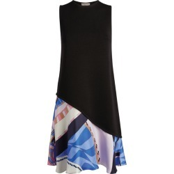Emilio Pucci Wally Print Mini Shift Dress found on MODAPINS from harrods.com for USD $1211.31