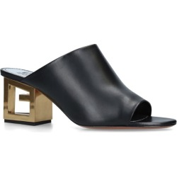Givenchy Logo Heel Mules found on Bargain Bro Philippines from harrods (us) for $875.00