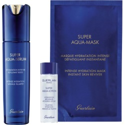 Guerlain Super Aqua-Serum Discovery Programme found on Makeup Collection from harrods.com for GBP 147.93