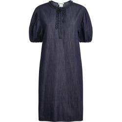 Max Mara Cotton Denim Dress found on Bargain Bro UK from harrods.com