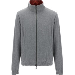 Loro Piana Reversible Zip-Up Bomber Jacket found on MODAPINS from harrods.com for USD $2485.57