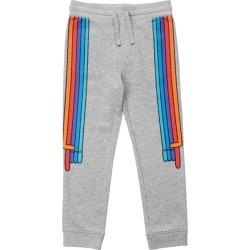 Stella McCartney Kids Rainbow Hands Sweatpants (3-14 Years) found on Bargain Bro UK from harrods.com