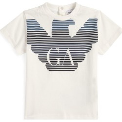 Emporio Armani Kids Logo T-Shirt (6-36 Months) found on Bargain Bro UK from harrods.com