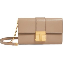 Tom Ford Leather T Clasp Bag found on Bargain Bro UK from harrods.com