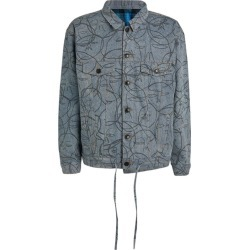 Haculla Reversible Denim Jacket found on MODAPINS from Harrods Asia-Pacific for USD $762.88