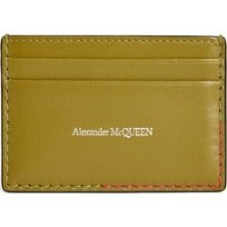 Alexander Mcqueen Leather Card Holder found on GamingScroll.com from Harrods Asia-Pacific for $224.90
