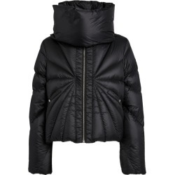 Rick Owens Moncler + Rick Owens Puffer Jacket found on Bargain Bro UK from harrods.com