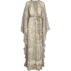 Etro Paisley Print Kaftan Dress found on Bargain Bro UK from harrods.com