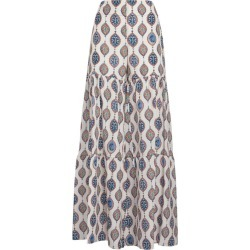 Chloé Silk Flared Trousers found on Bargain Bro from harrods.com for £1131