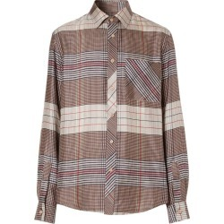 Burberry Check Print Shirt found on GamingScroll.com from Harrods Asia-Pacific for $1540.10