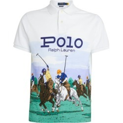 Polo Ralph Lauren Match Graphic Polo Shirt found on GamingScroll.com from Harrods Asia-Pacific for $182.77