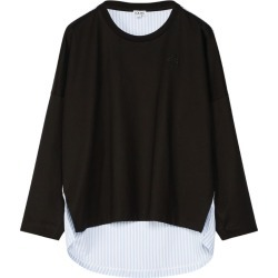 Loewe Two-Tone Anagram Top found on Bargain Bro UK from harrods.com