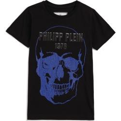 Philipp Plein Junior Crystal Skull T-Shirt (4-16 Years) found on Bargain Bro UK from harrods.com
