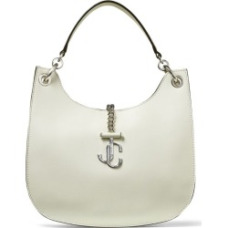 Jimmy Choo Medium Leather Varenne Hobo Bag found on Bargain Bro UK from harrods.com