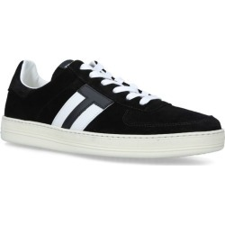 Tom Ford Suede Radcliffe Low-Top Sneakers found on Bargain Bro UK from harrods.com