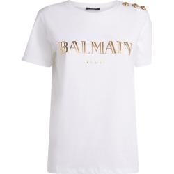 Balmain Vintage Logo T-Shirt found on Bargain Bro UK from harrods.com