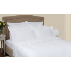 Frette Doppio Ajour Square Pillowcase (65cm x 65cm) found on Bargain Bro UK from harrods.com
